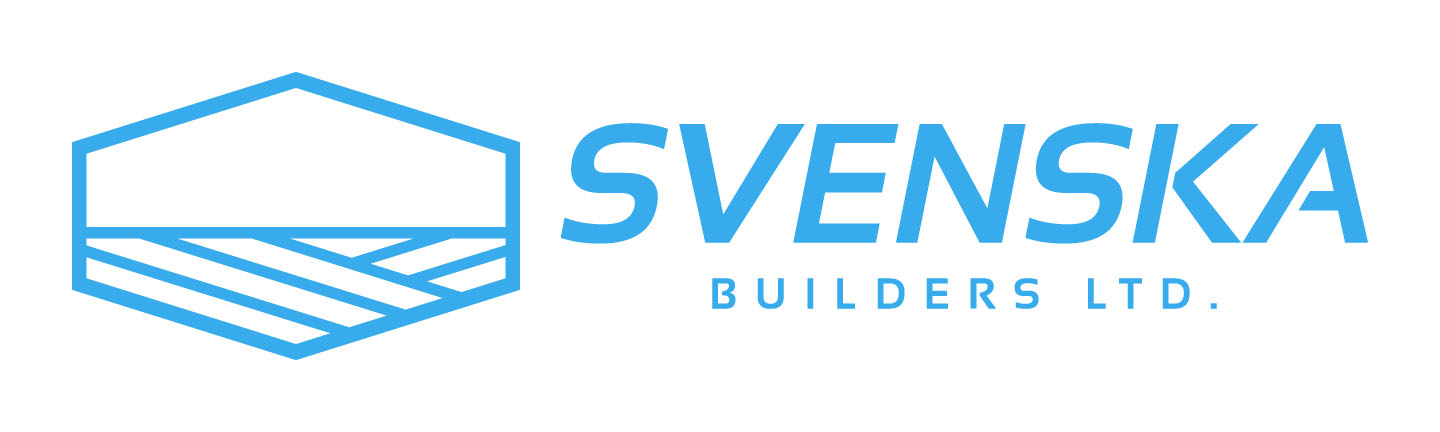 Svenska Builders Ltd Logo Horizontal blue